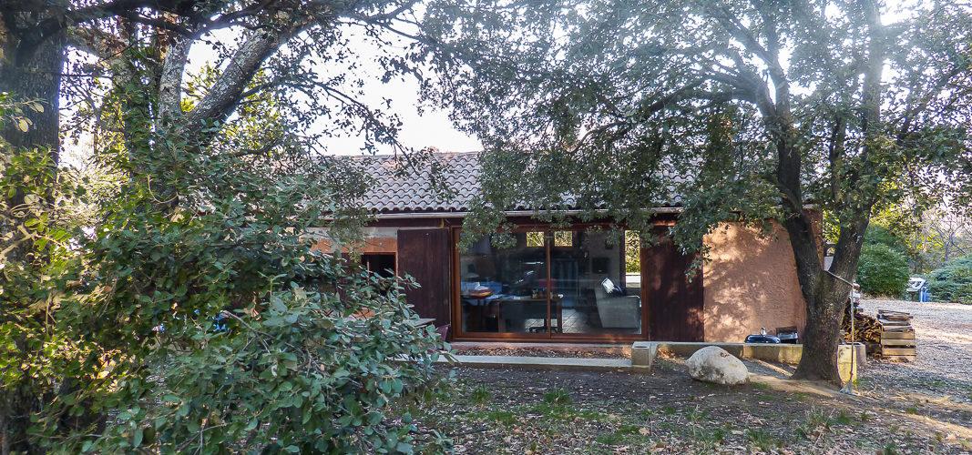 Image Roussillon, Volumes et cadre exceptionnels pour cette villa de plain-pied