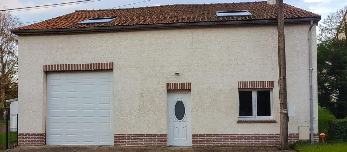 Image Proche Amiens, Spacieuse maison familiale de 4 chambres avec jardin