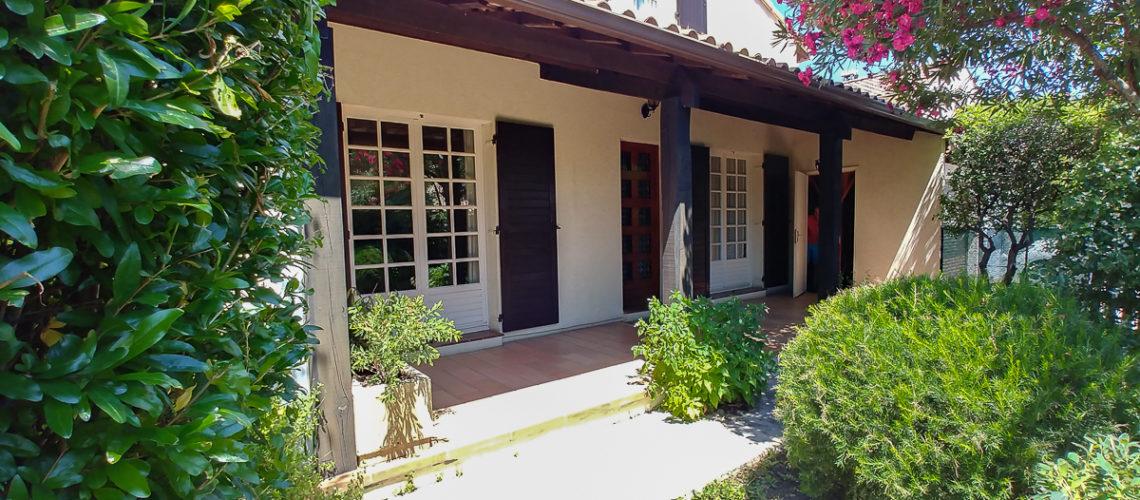 Image Alès, Jolie villa familiale de 4 chambres avec jardin arboré