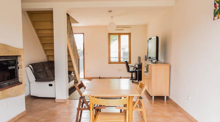 Saint-Pathus, Jolie maison de 3 chambres avec jardin de 200m2