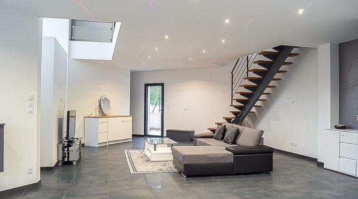 Image Rives, Maison familiale de162m2 moderne et bien agencée