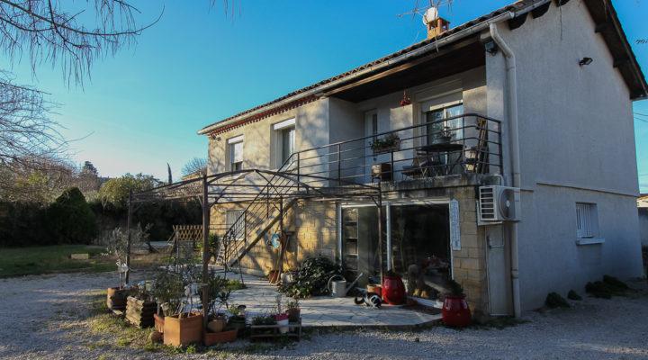 Image Barbentane, Calme et luminosité pour cette maison avec piscine