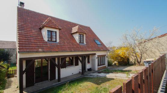Vente maison 150m2 secteur calme Saint-Mammès - Effectimmo