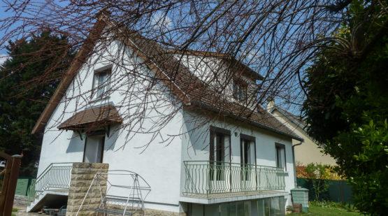 Vente maison familiale avec jardin Cormontreuil - Effectimmo