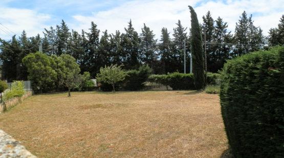 Vente terrain à bâtir 597m2 Pernes-les-Fontaines - Effectimmo