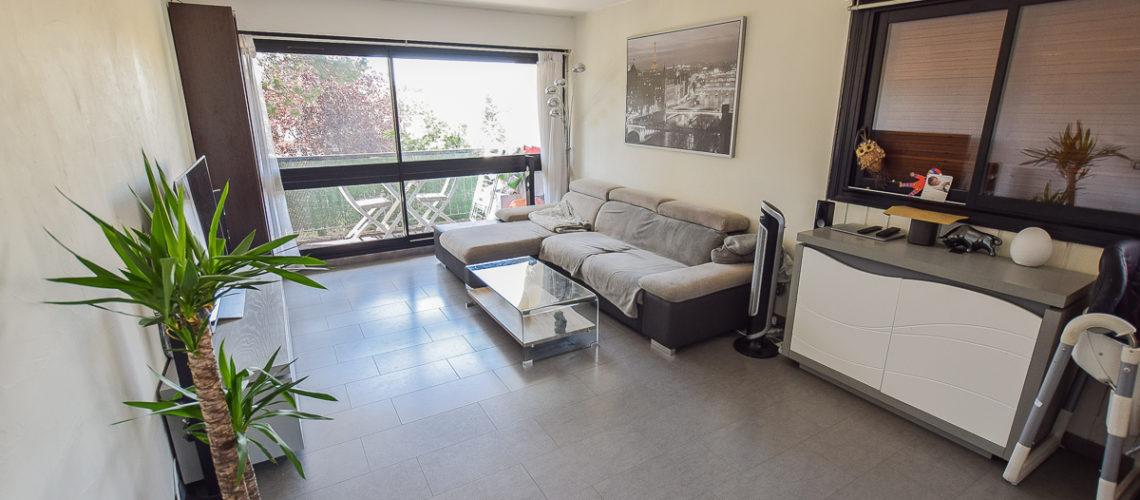 Image Pontoise, Agréable appartement 3 pièces rénové