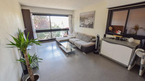 Vente appartement T3 67m2 rénové Pontoise - Effectimmo