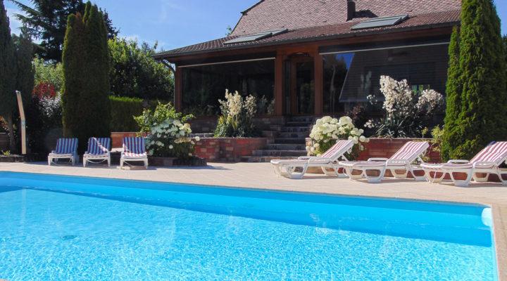 Image Schweighouse, Prestations de qualité pour cette maison avec piscine