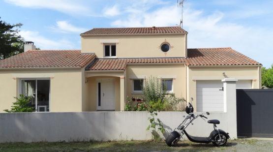 Vente maison récente 160m2 avec jardin St-Jean-de-Monts - Effectimmo