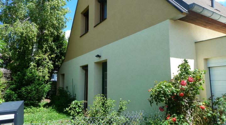 Reims, Maison familiale dans quartier résidentiel calme