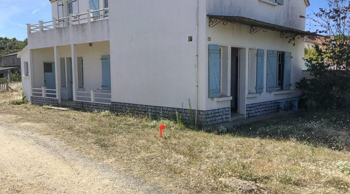 Image Notre-Dame-de-Monts, 2 Appartements mitoyens à rénover avec jardin