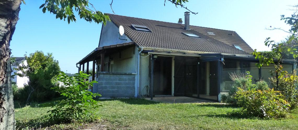 Image Cormontreuil, Spacieuse maison familiale sur sous-sol total  à rénover