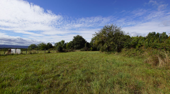 Image Bévenais, Terrain à bâtir de 1040m² plat, au calme avec vue dégagée + terrains annexes