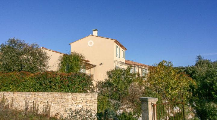 Image Saint-Saturnin-Lès-Apt, Villa de standing plein sud avec vue et T2 indépendant