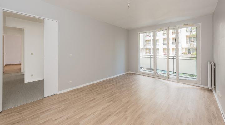Rosny-sous-Bois, Appartement 3 pièces de 62 m2 avec balcon