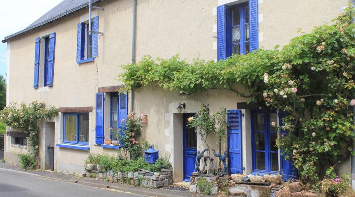 Image Proche Chalonnes-sur-Loire, Charmante maison de village avec dépendance aménagée