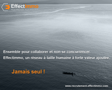 Effectimmo - Ensemble pour collaborer et non se concurrencer
