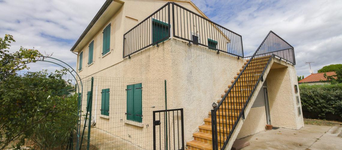 Image Sauvian, Maison d'habitation de 157m2 à usage mixte