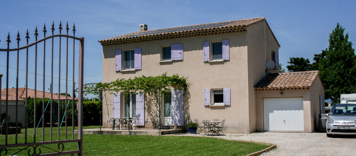 Image L'Isle-sur-la-Sorgue, Maison familiale de 5 chambres sur terrain de 800m2