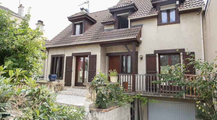 Image Bobigny, Grande maison familiale sur sous-sol total