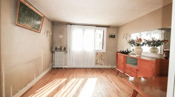 Achères, Appartement 3 pièces à rénover
