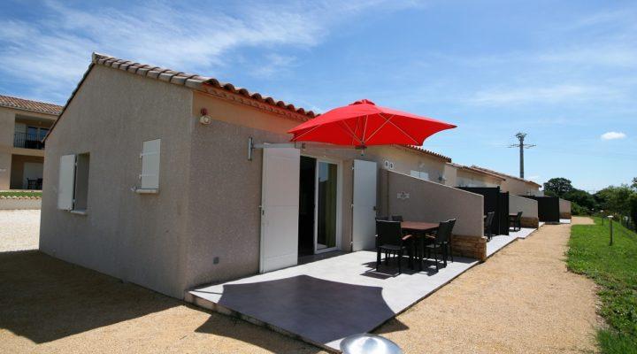 Image Saint-Martin-d'Ardèche, Maison T2 entièrement équipée et adaptée aux PMR