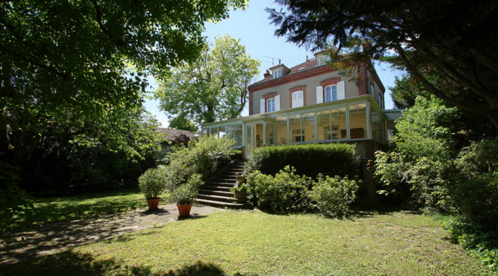 Image Maison de maître et son parc au cœur de Montereau