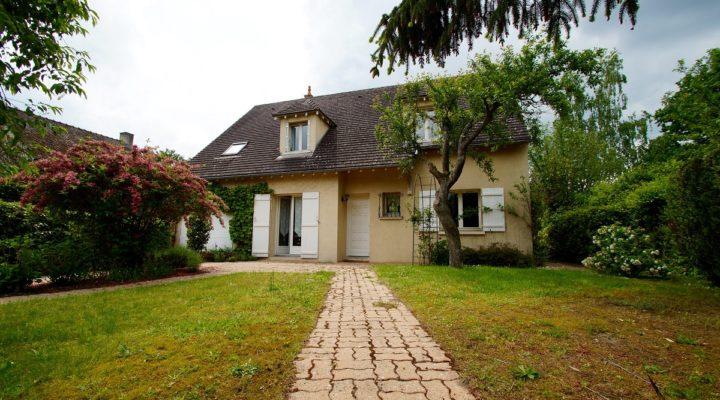 Image Samois-sur-Seine, Maison familiale de 7 chambres à 4km de la gare d'Avon