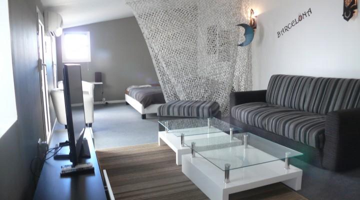 Appartement 112m2 au coeur de l'Isle sur la Sorgue