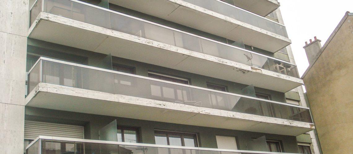 Image Noisy-le-Sec, Appartement 4 pièces proche RER