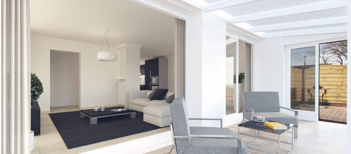 Image Herblay, Maison 5 pièces de 90m2 avec véranda