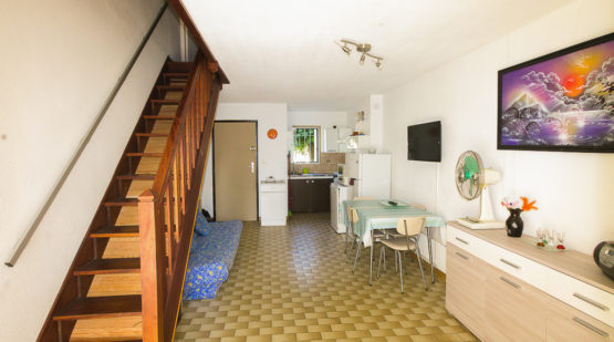 Vente appartement Duplex meublé 45m2 Valras-Plage - Effectimmo