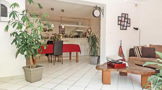 Vente appartement T5 avec jardin Morières les avignon - Effectimmo