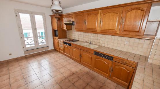 Vente appartement T3 de 85m2 rénové Beaumont-sur-oise - Effectimmo