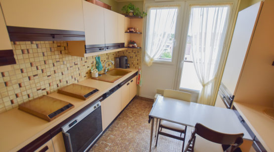 Vendu appartement 5 pièces Saint-Ouen-l'Aumône - Effectimmo
