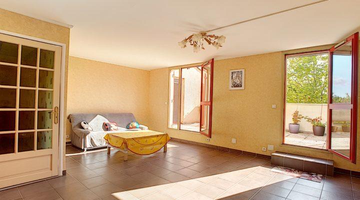 Image Les Ulis, Appartement 5 pièces 107 m² excellent état, idéal pour famille ou colocation étudiante