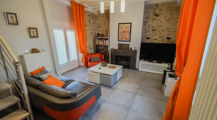 Image Soignolles-en-Brie, Maison de ville de 132m2 rénovée avec beaucoup de soin