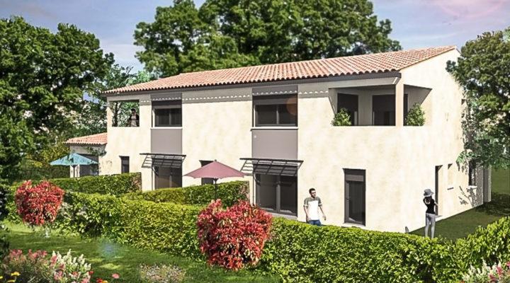 Image L'Isle-sur-La-Sorgue, Superbe 3 pièces en VEFA de 63m² avec jardin