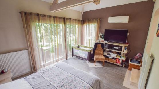 Vente maison familiale de 170m2, Osny - Effectimmo