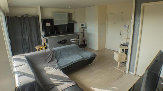 Vente appartement 2 pièces 39m2 Eragny - Effectimmo