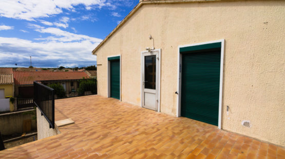 Vente maison 157m2 à usage mixte, Sauvian - Effectimmo