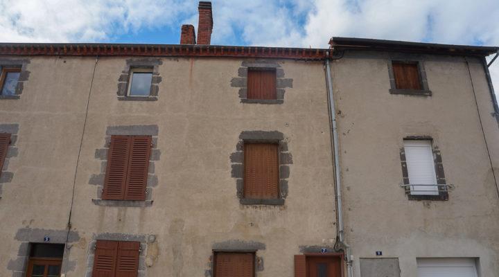 Image Maringues, Beau potentiel pour cette maison de bourg de 74m2