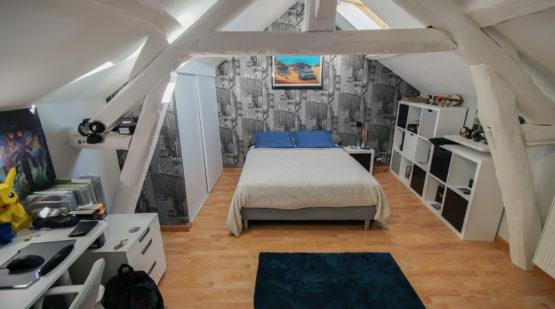 Vente maison de ville rénovée 132m2, Soignolles-en-Brie - Effectimmo