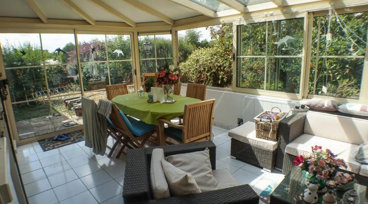 Image Neuville-sur-Oise, Maison familiale de 122m2 dans un petit coin de nature.