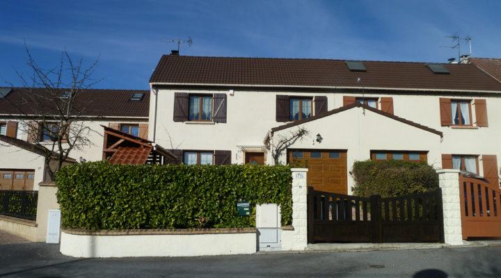 Reims, Calme et luminosité pour cette maison de 100m2