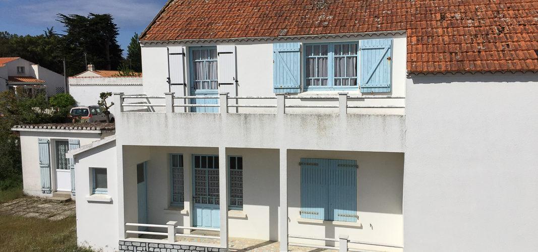 Image Notre-Dame-de-Monts, Maison de caractère à rénover
