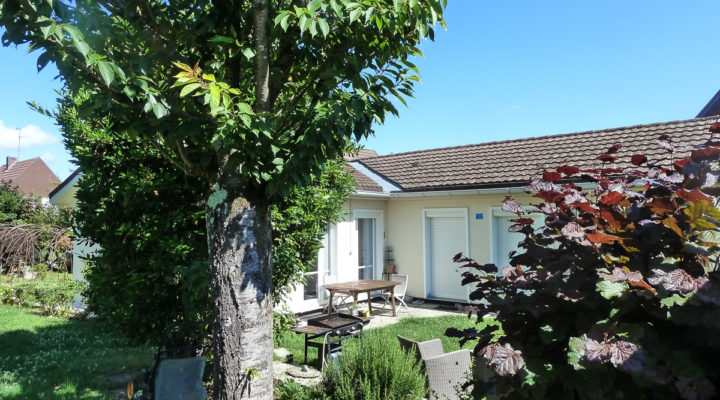 Image Reims, Maison familiale sur sous-sol total avec jardin