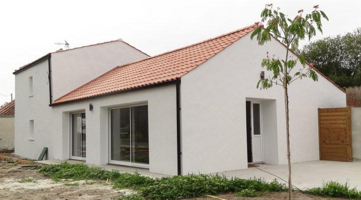 Image Sallertaine, Maison entièrement rénovée de 125m2 avec jardin