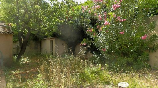 Vente maison plain-pied 77m2 avec jardin, Carpentras - Effectimmo