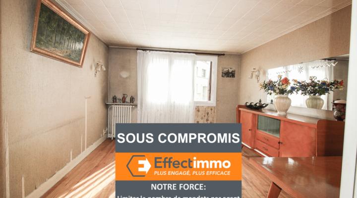 Image Achères, Appartement 3 pièces à rénover